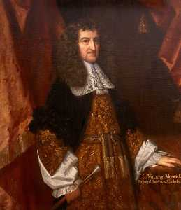 Jacob Huysmans - sir william morice ( 1602–1676 ) , PC , MP