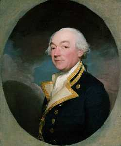 Gilbert Stuart - Capitão William Locker 1731–1800