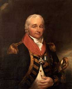 John James Halls - Almirante william essington ( 1753–1816 ) , KCB