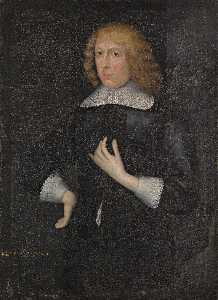 Gilbert Jackson - Retrato de william seymour , marquês de hertford , mais tarde Duque de Somerset ( 1588 1660 )