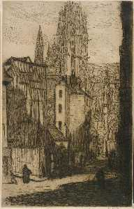 Jerome Blum - a catedral
