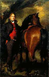 Henry Raeburn - major william clunes , morreu 1829