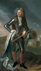 Michael Dahl - sir cloudesley shovell ( 1650–1707 ) , MP ( 1695–1707 )