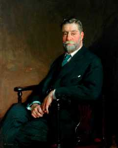 Richard Jack - sir john c . Horsfall , Bt , presidente do conselho do condado de west riding de yorkshire ( 1910–1916 )