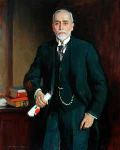 Richard Jack - sir james p . Hinchcliffe , presidente do conselho do condado de west riding de yorkshire ( 1916–1933 )