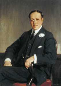Richard Jack - sir percy coleman simmons ( 1875–1939 ) , Prefeito