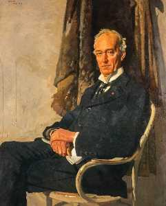 William Newenham Montague Orpen - george allardice ( 1865 1934 ) , proprietário de jornal e Diarista