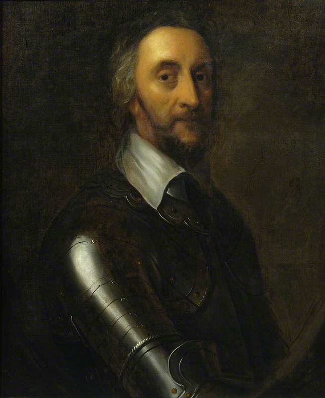 thomas howard ( 1585–1646 ) , 14th Conde de arundel, óleo sobre tela por Thomas Murray