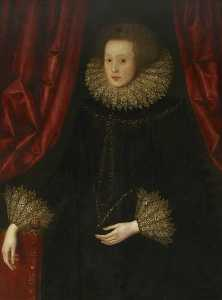 William Larkin - Senhora Russell ( 1560–1616 ) , Condessa de cumberland