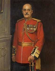 Alfred Priest - Geral sir felix Pronto , Coronel do Real Berkshire Regimento ( 1930–1940 ) , GBE , KCB , CSI , CMG , DSO