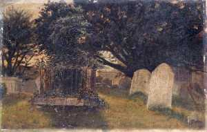 Laslett John Pott - Wordsworth's Grave