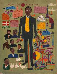 William Henry Johnson - booker t . Washington Apocalipse