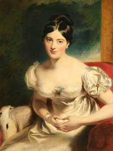 James Godsell Middleton - Margaret Potência ( 1789–1849 ) , Condessa de blessington ( depois de thomas lawrence )