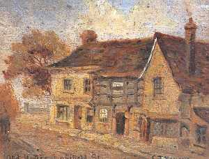 Clement T Youens - Lowfield Rua , Dartford , Kent