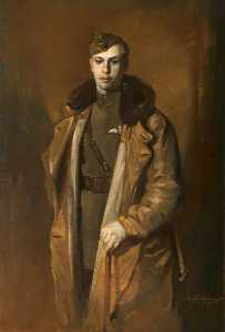 David Alison - 2nd Tenente J . P . C . Mitchell