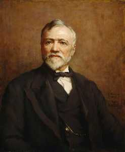 Catherine Ouless - andrew carnegie ( 1835–1919 ) , Metalúrgico e Filantropo ( depois de walter william ouless )