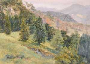 Frederick William Hayes - Beddgelert Vicariato