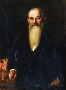 Hugh Goldwin Riviere - sir harry veitch ( 1840–1924 )