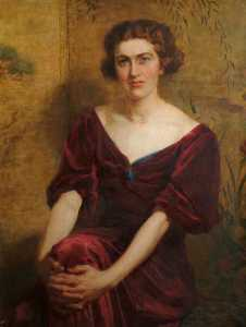 Hugh Goldwin Riviere - miss peggy Madeira