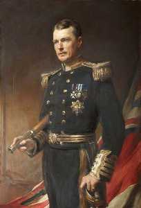 Arthur Stockdale Cope - Traseira Almirante frederick william fane hervey ( 1863–1951 ) , 4th Marquês de bristol