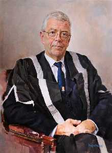 Keith Breeden - professor roy evans , Vício Chanceler ( 1995–2004 )