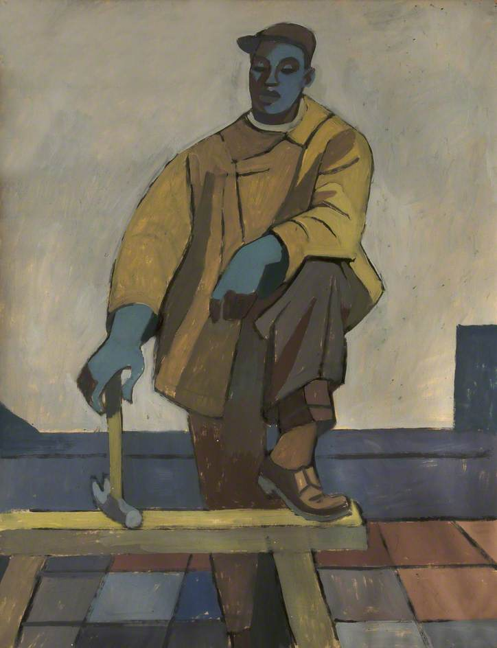 Roofer, Petróleo por Cliff Rowe