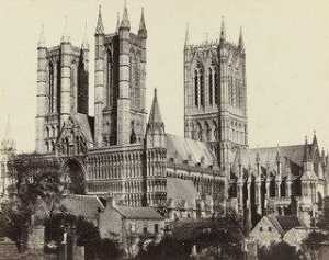 Francis Frith - Lincoln Catedral