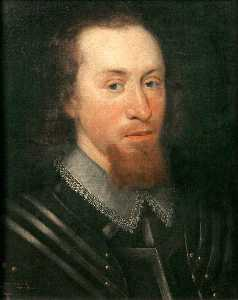 George Jamesone - james graham , Marquês de montrose ( 1612–1650 )