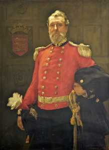 George Hall Neale - sir william Caramanchão Para madeira ( 1840–1928 )