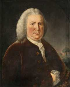 George Paul Chalmers - João ( d . 1764 ) , 6th Conde de traquair