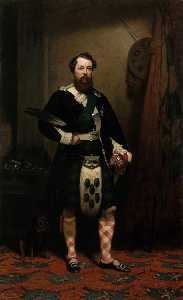 John Maclaren Barclay - george augustus frederick murray ( 1814–1864 ) , 6th Duque de Atholl