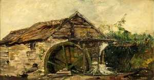 William White Warren - Um Watermill