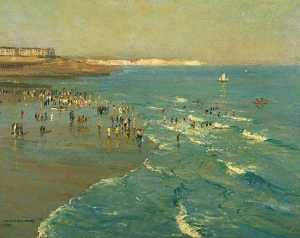 Arthur James Wetherall Burgess - Brighton Areias