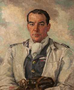 Cuthbert Julian Orde - capitão do grupo harry broadhurst ( 1905–1995 ) , DSO e bar , DFC , AFC
