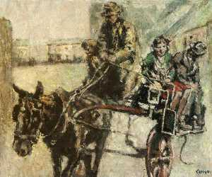 William Conor - Jaunting Carro