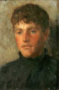Henry Scott Tuke - Harry