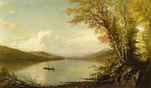Richard William Hubbard - lago george
