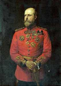 William Barnes Boadle - Geral sir edward b . Hamley ( 1824–1893 ) , MP para Birkenhead ( 1885–1892 )