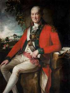 Thomas Robinson - Coronel william sharman ( 1731–1803 )