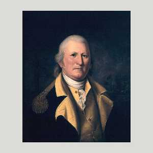 Charles Willson Peale - william moultrie