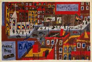 Jacob Lawrence - Isto é Harlem