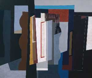 John Piper - abstrato eu