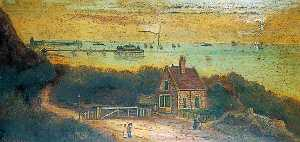 James Williamson - Pedágio Casa , lower sandgate Estrada , Folkestone , Kent