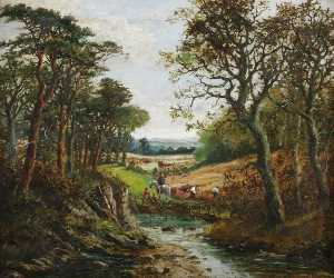 William Rodway Barnes - Colher Worcestershire
