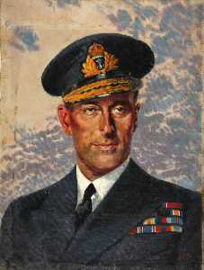 William Little - Almirante lord louis mountbatten