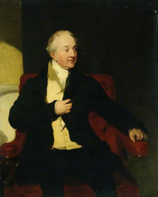 william wentworth fitzwilliam ( 1748–1833 ) , 4th Conde Fitzwilliam por William Poole | WahooArt.com