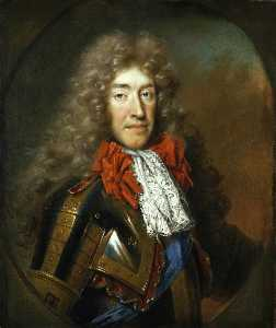Nicolas De Largillière - james ii ( 1633–1701 )