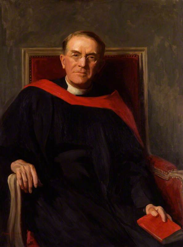 william edwin Pomar, óleo sobre tela por Alphaeus Philemon Cole (1876-1988, United States)