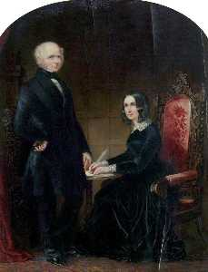 Margaret Gillies - william howitt ( 1792–1879 ) , e Maria Howitt ( 1799–1888 )