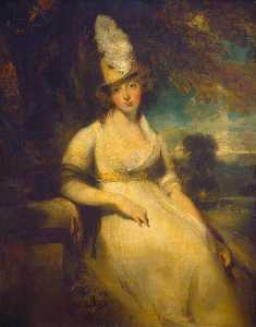 Thomas Lawrence - sra. robert Blencowe